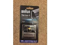 Braun Series 3 replacement foil and cutter
