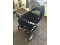 Mothercare my3 pram/ buggy