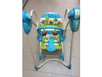 Fisher Price Swing n Rocker