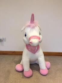 Huge Unicorn Plush