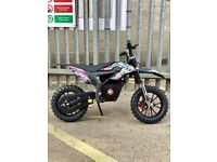 Stomp Wired Thumpstar Juice Electric Pit Bike