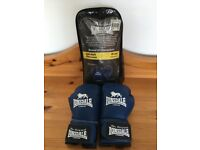 Longsdale Boxing Gloves or Spar Gloves. 8oz