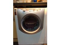 Aqualtis washing machine/washer hotpoint