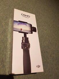 DJI Osmo Mobile, brand new (sealed)