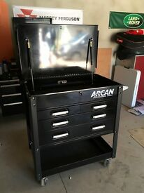 Arcan heavy duty tool trolley.