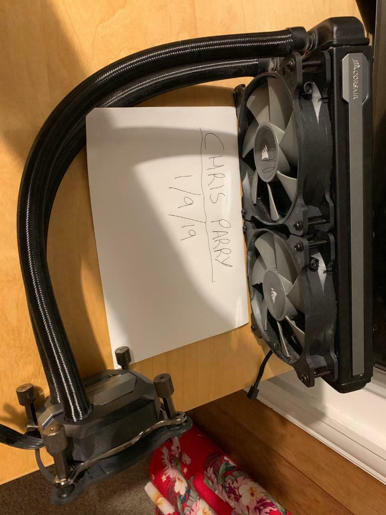 Corsair H100i V2 AIO watercooler | in York, North Yorkshire | Gumtree