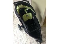 Obaby sport double buggy/pushchair.