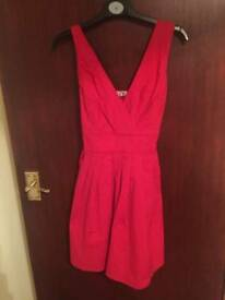 Red dress size s/m