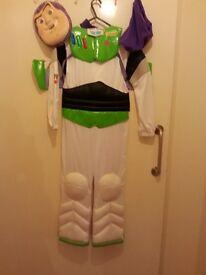 Buzlightyear costume