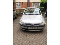 VAUXHALL CORSA 1.2 GOOD RUNNER