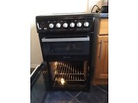 Practically New hotpoint electric oven/grill/hob for sale