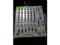 Allen & Heath Xone 62 DJ mixer (faulty crossfader otherwise fully working)
