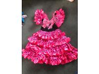 Kids Spanish Dress size 4 from Spain