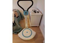HOME VIBRO PLATE EXERCISE MACHINE