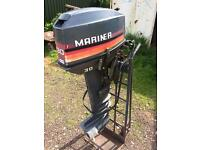 Mariner 30 hp outboard engine