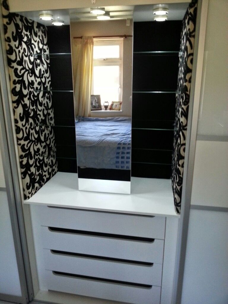 Sharps fitted wardrobes