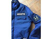 HONDA Motor racing shell suit. Retro