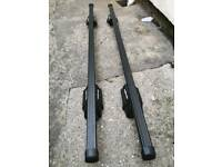 Halfords 120cm roof bars