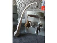 Mamas and papas cot mobile collection