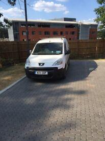 Peugeot partner van (high mileage)