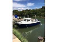 Orkney Day Angler Boat