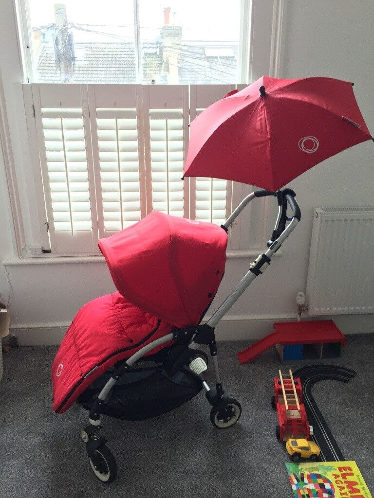 Bugaboo bee with accessories included *very good condition*