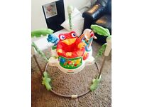 Fisher price Jumparoo in fab condition