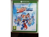 XBox One Super Lucky Tales
