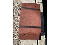 Rosemary Red roof tiles (New) 16 pck
