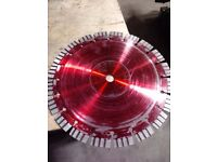 "300mm DIAMOND BLADE (12"") FOR STIHL SAW - PRO QUALITY"