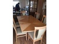 Dinning table , sideboard, cabinet , sofa