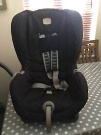 Britax group 1 isopod or belted car seat - excellent condition