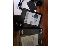 NEW AMAZON Kindle Touch eReader Glare-FreeTouchscreen Display,Wi-Fi (Black)