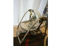 Automatic Baby Rocking Chair