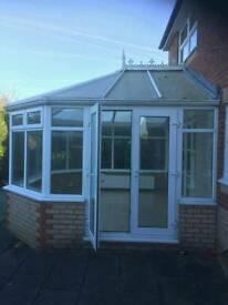 Upvc conservatory 440cm × 365cm (professionally dismantled)+MORE CONSERVATORIES!!!