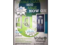 Valley Glazing - UPVC Double Glazing Windows Doors French Patio Bifolding Composite Installations