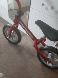 Chicco balance bike for sale