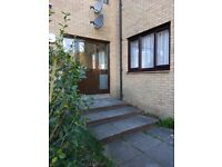 Ground floor studio apartment with garden to let. Close to Central Milton Keynes and Hospital.