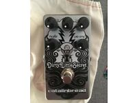 Catalinbread Dirty Little Secret MKIII Overdrive Guitar Effects Pedal
