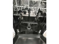 Slimline 45cm fully integrated built in dishwasher