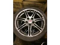 Honda Civic Type R - Alloy Wheels.