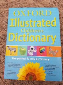 Oxford Children's Dictionary Book