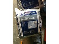 Blue Hawk Mortar mix