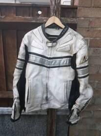 Richa mens leather jacket