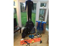 Assorted Diving Equipment £450 or Will Sell Items Separately