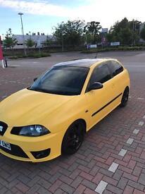 Seat Ibiza cupra pd160