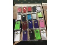 JOB LOT 20 IPHONE 5 OR 5S CASES | DIFFERENT DESIGNS MIX COLLECTION BRAND NEW