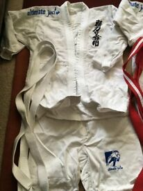 Karate outfits
