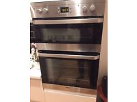 Beko Double Oven Excellent Condition