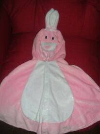MAGICAL MOON BABY RABBIT DRESS UP CAPE.... 18-36 MONTHS